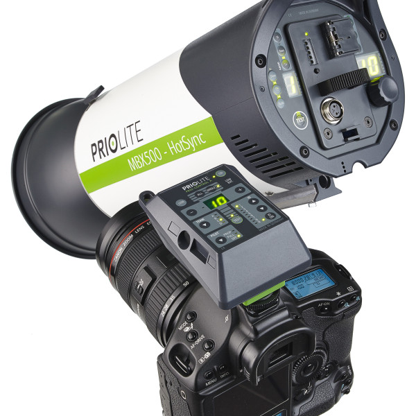 Hot Sync set up with Remote and strobe